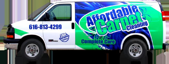 Affordable Carpet Cleaning Middleville MI